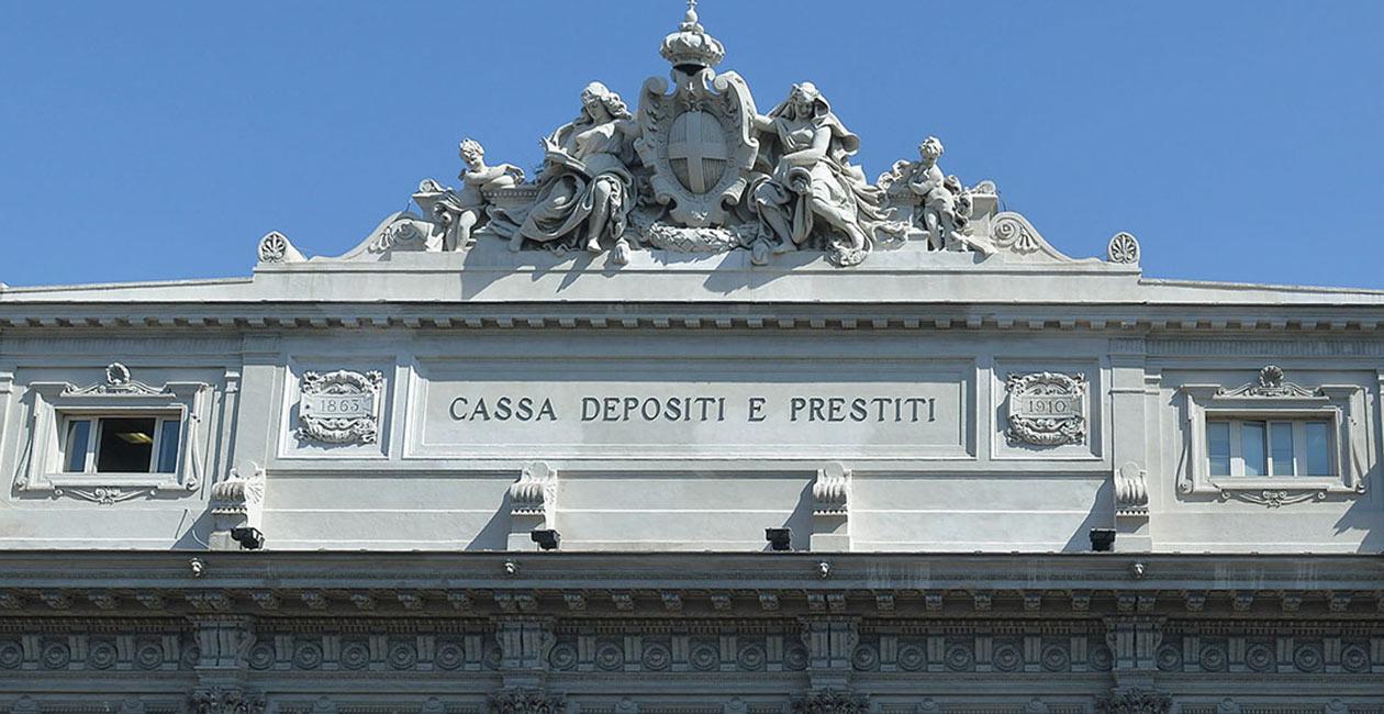 Банк - Cassa Depositi e Prestiti