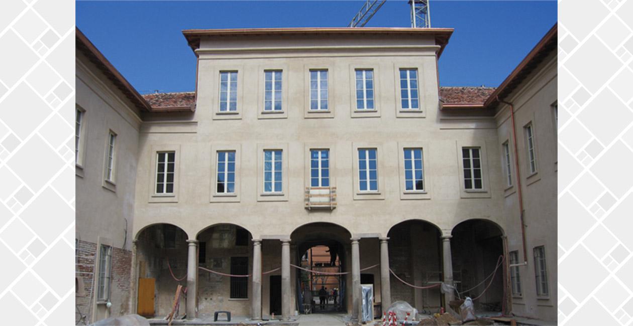 Read more about the article Villa Scheibler – Milano