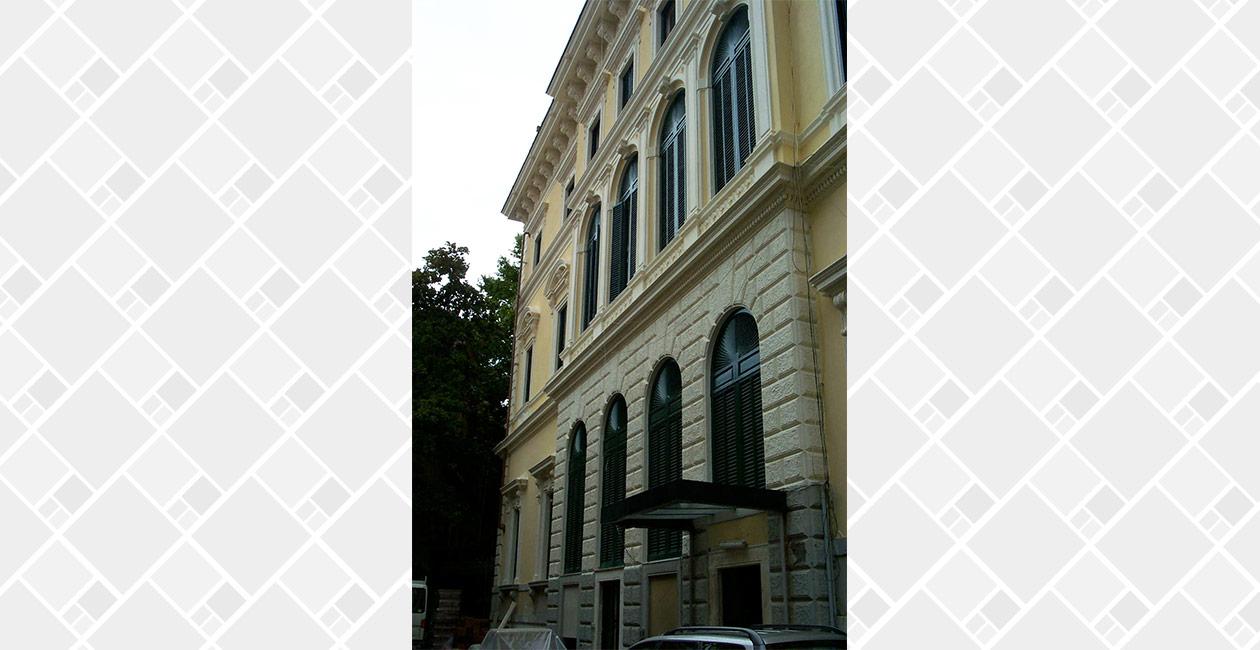 Read more about the article Ambasciata Turca – Roma