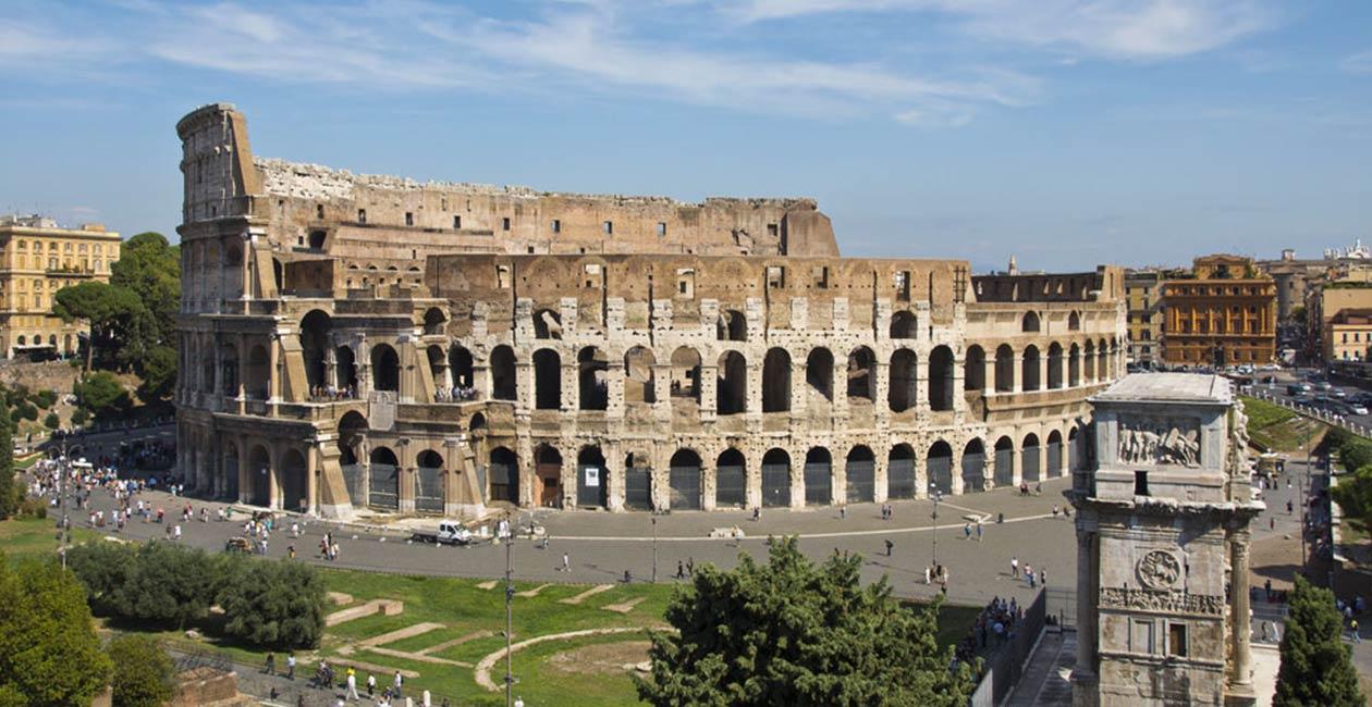 Read more about the article Anfiteatro Flavio – Roma