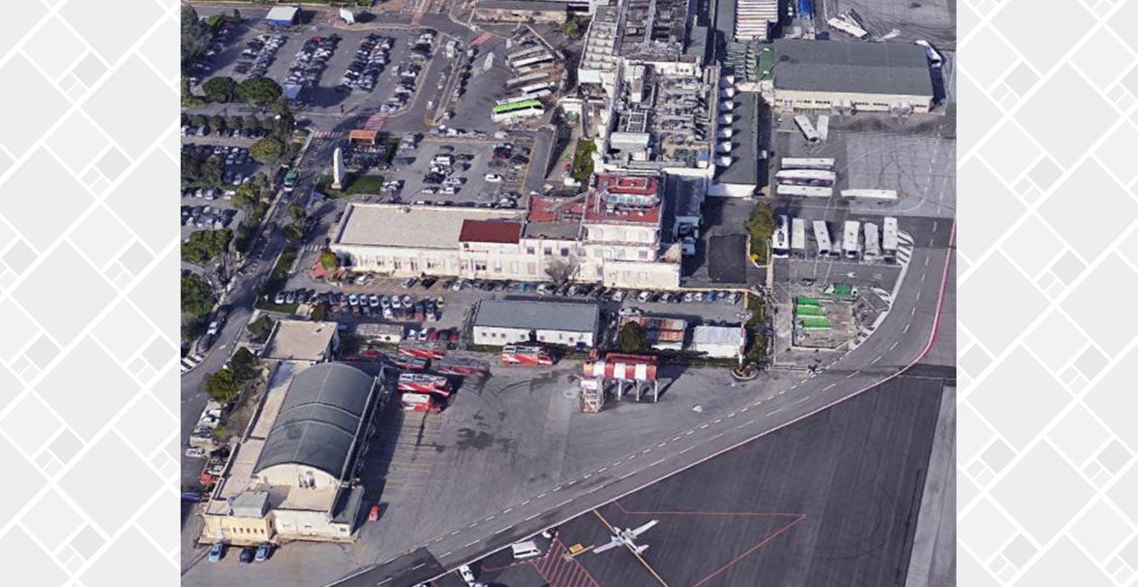 Read more about the article Edificio 1 AM torre di controllo ENAV – Ciampino