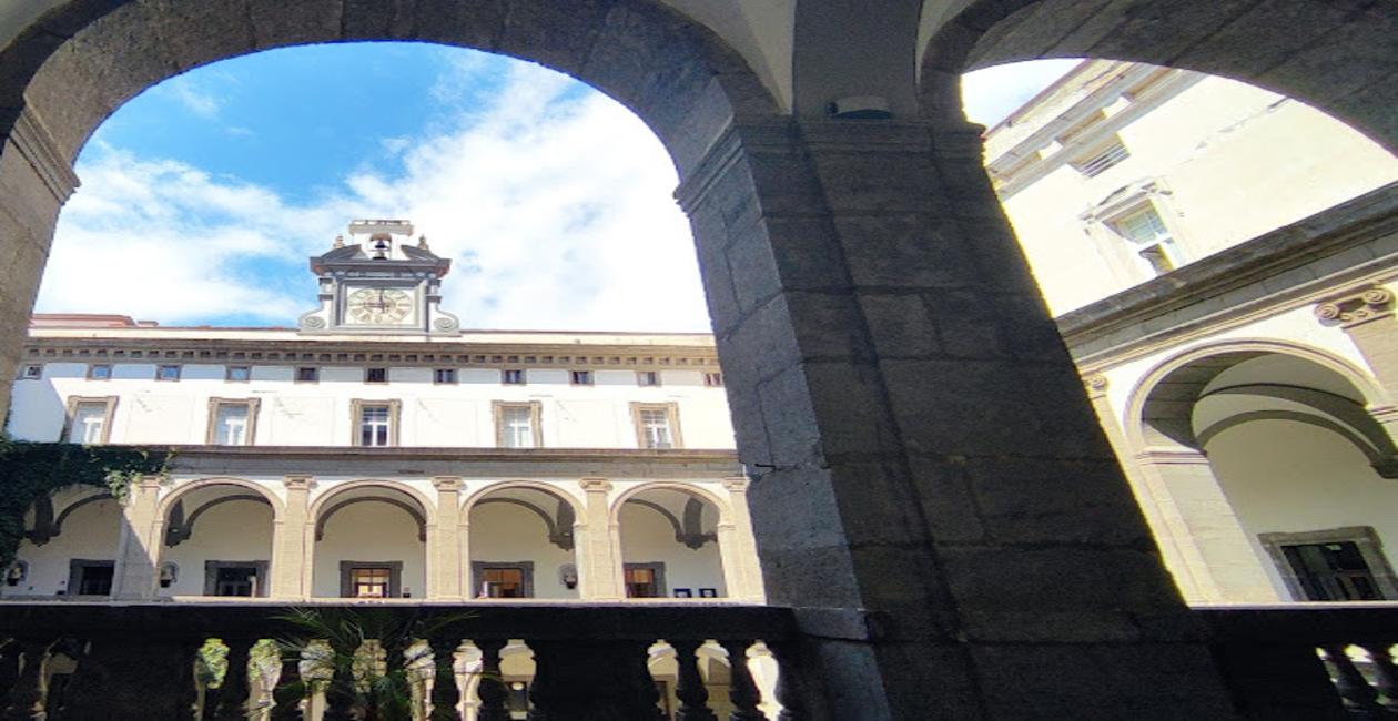 Read more about the article Biblioteca Universitaria – Napoli