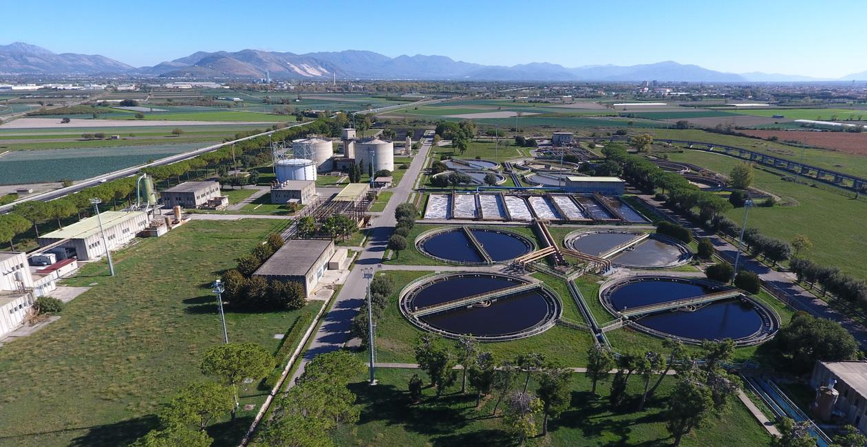 Read more about the article Impianto Di Depurazione Acerra – Napoli