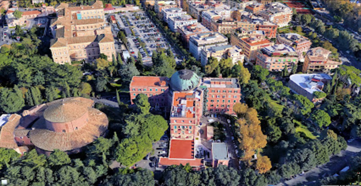 Read more about the article Ospedale Britannico – Roma