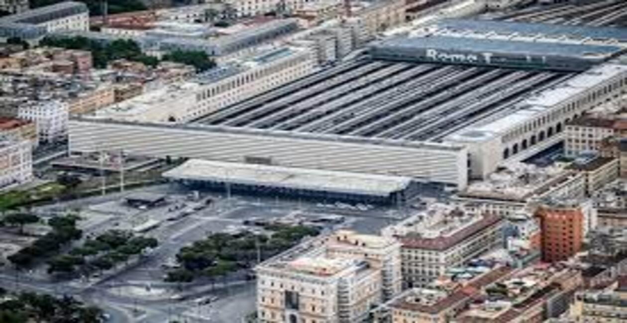 Read more about the article Stazione Termini – Roma
